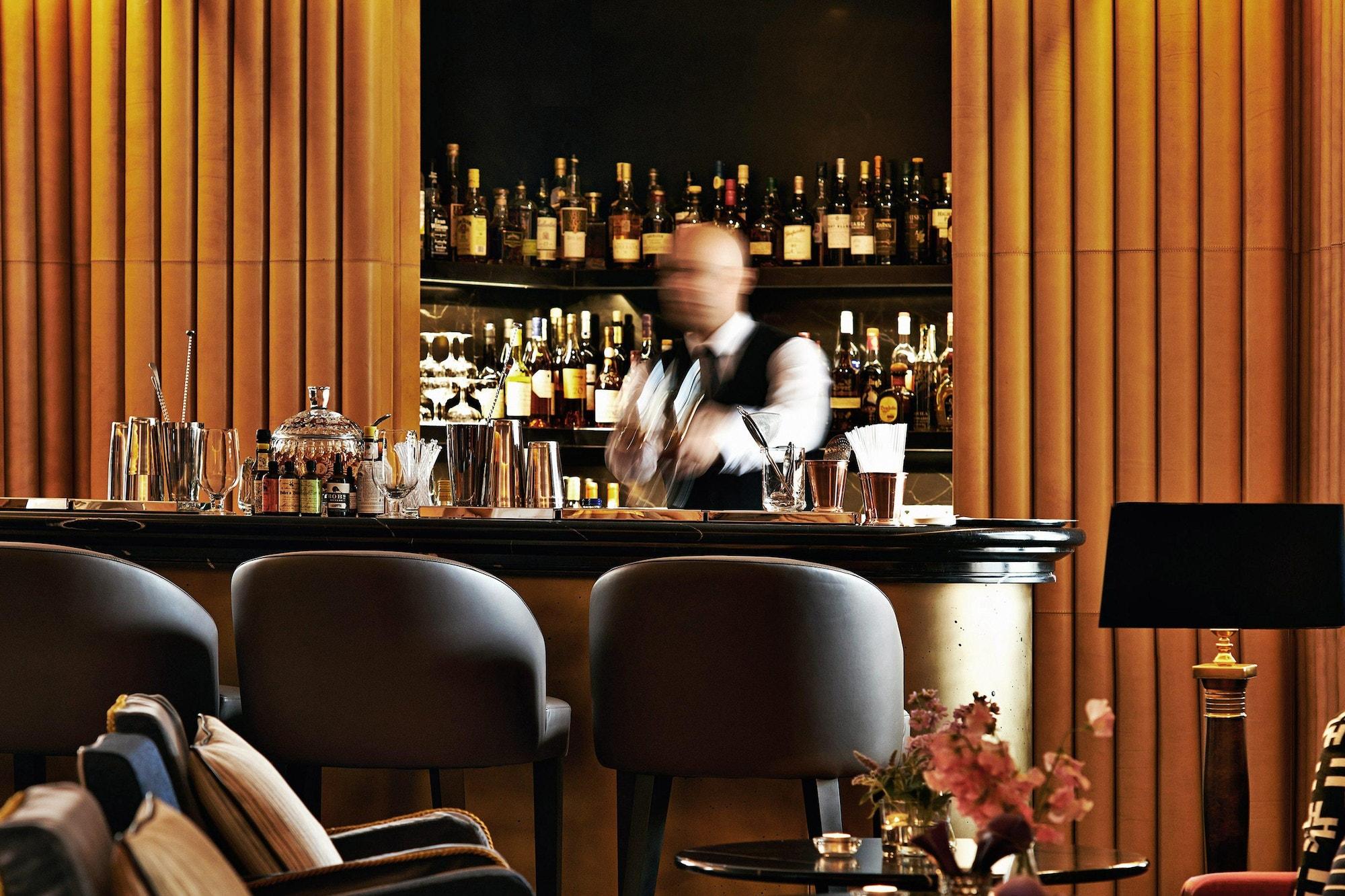 Mawd cafe royal bar hospitality mawd design