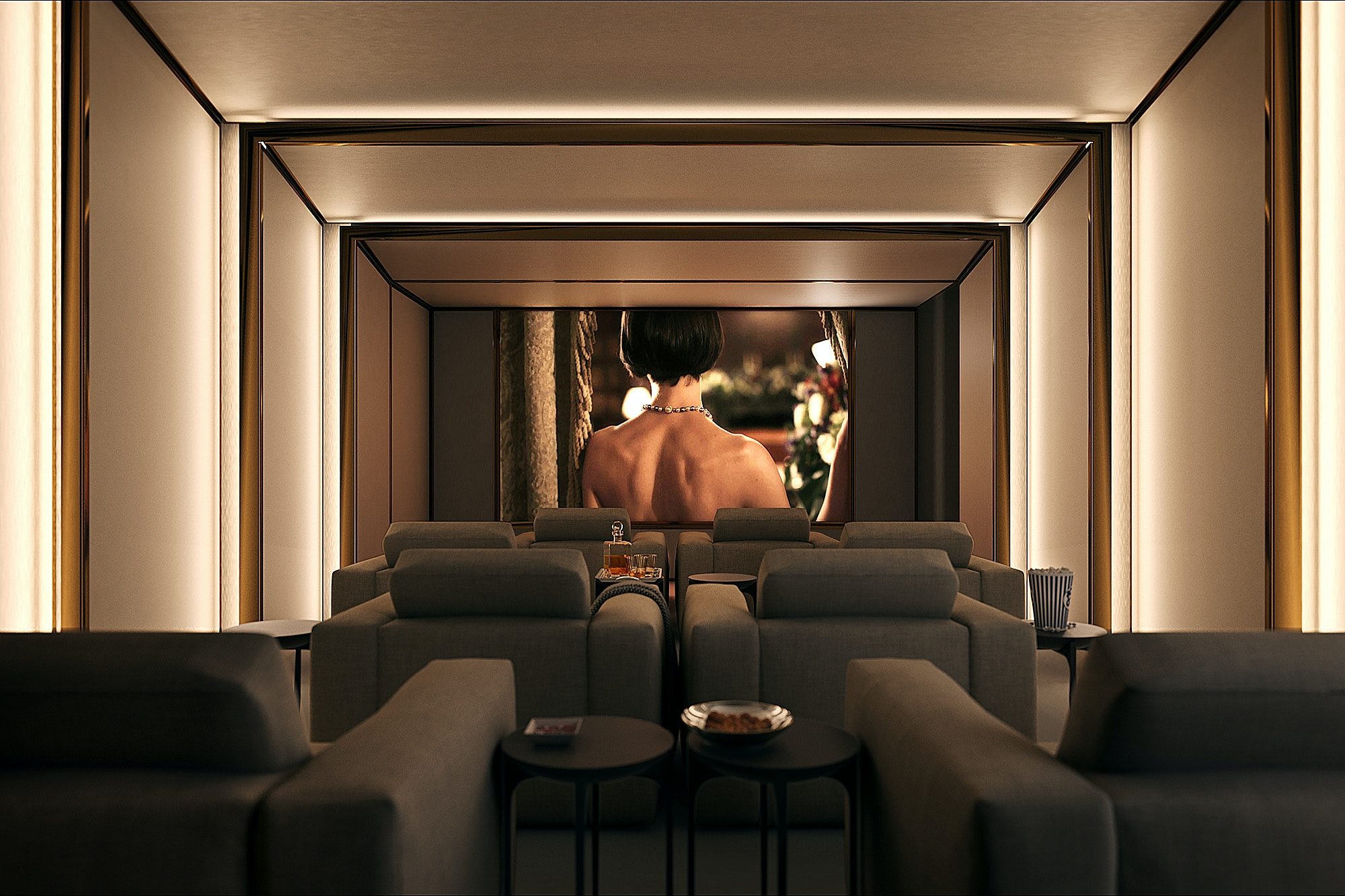 125-Greenwich-residential-private-theater