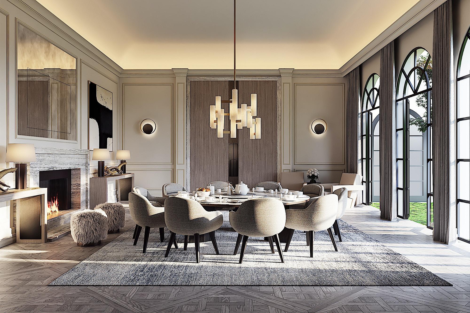 MAWD-Bel-Air-luxury-breakfast-room