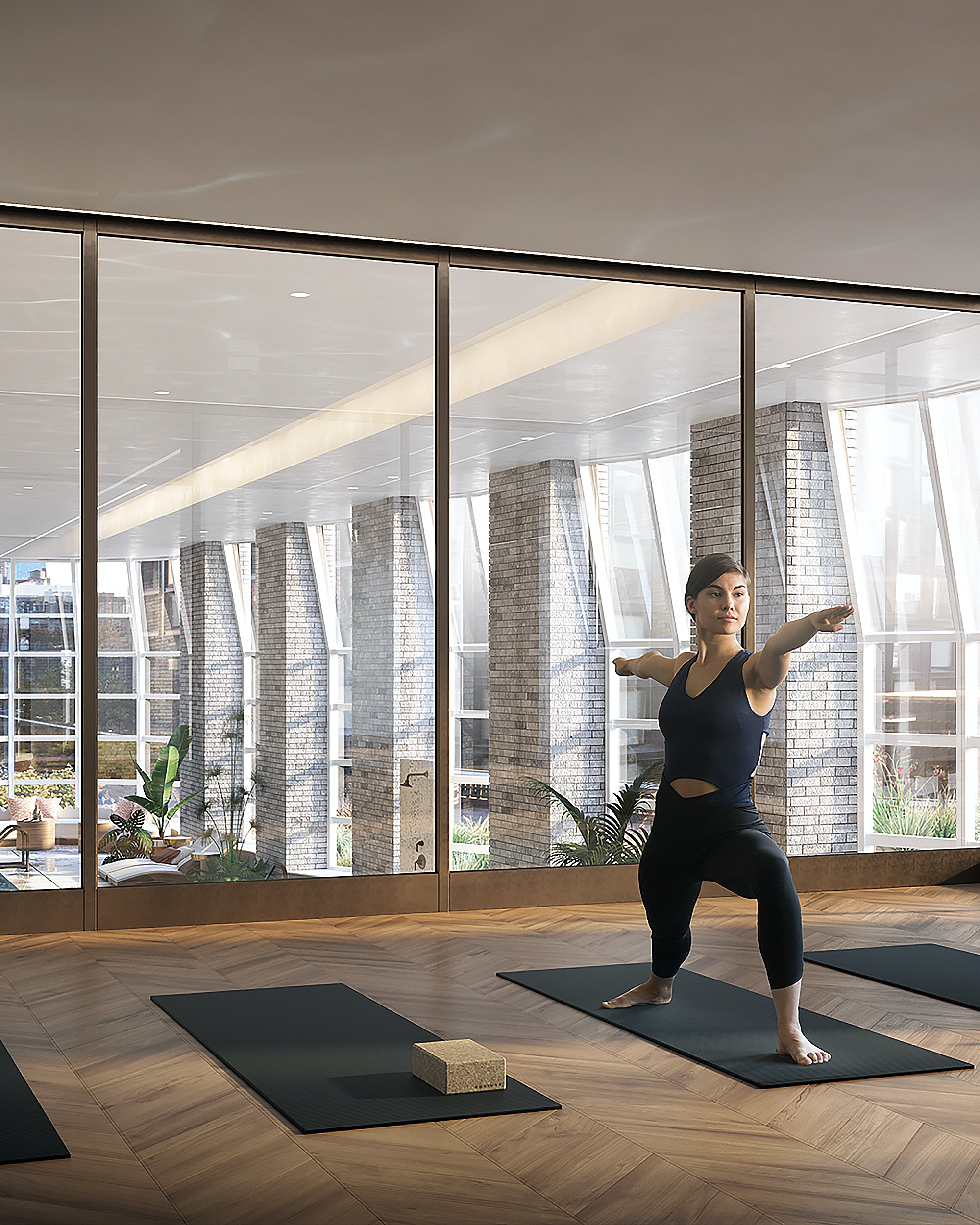 Lantern-House-Related-yoga-interior