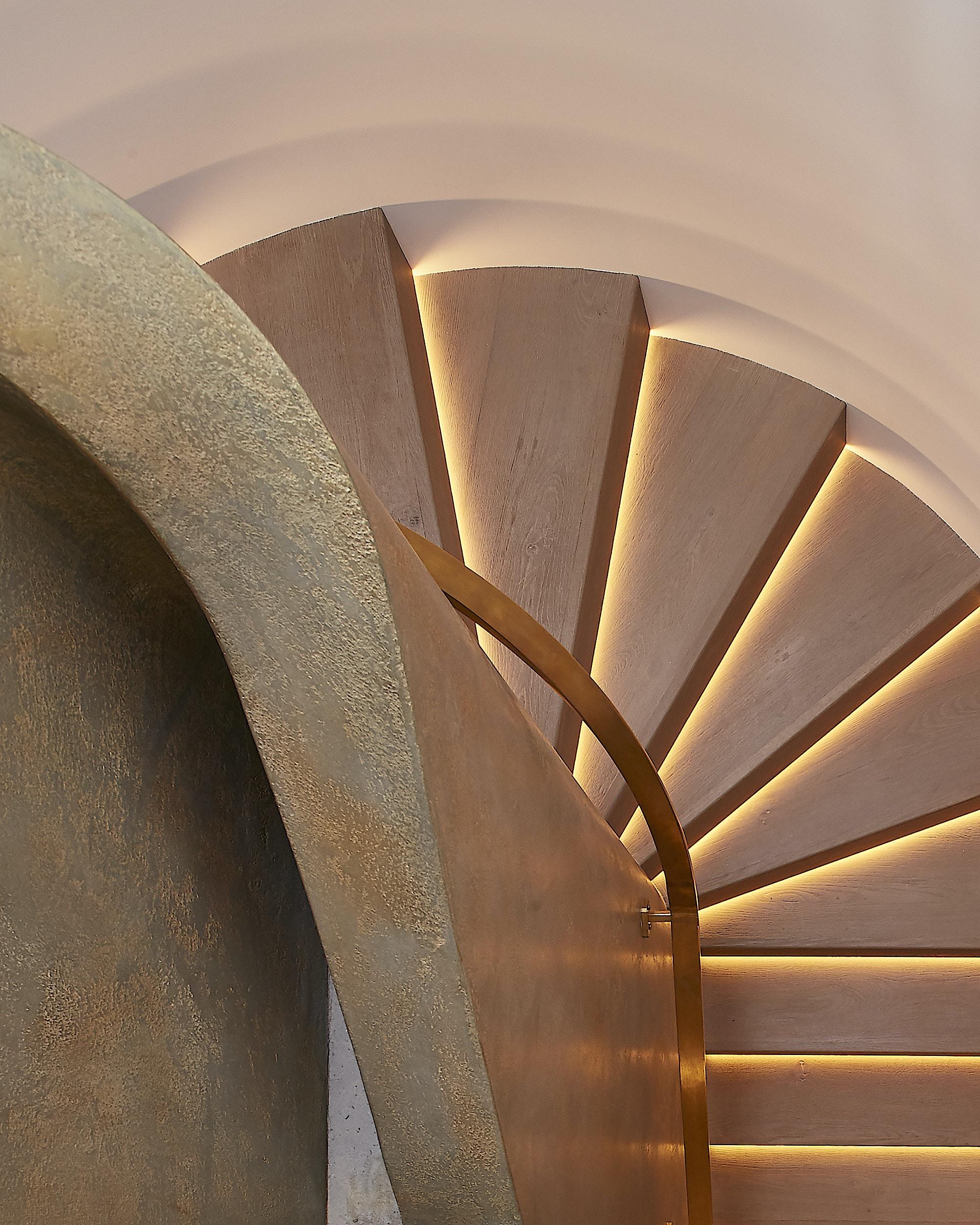 Royalty-Mews-London-MAWD-Stair